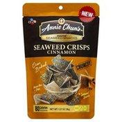 Annie Chuns Seaweed Crisps, Cinnamon
