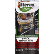 Sterno Canned Heat, 3 Pack