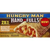 Hungry-Man Hand Fulls Burstin' Buffalo Style Chicken