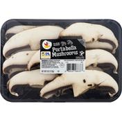 SB Sliced Portabella Mushrooms