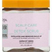L'Oreal Scalp Care + Detox Scrub, Apricot Seed