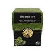 Buddha Teas Organic Herbs & 18 Bleach Free Tea Bags Oregano Tea