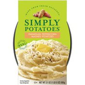 Simply Potatoes Parmesan Peppercorn Mashed Potatoes