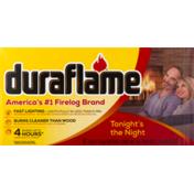 Duraflame 6lb 4-hr Firelogs - 6pk