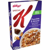 Kellogg's Special K Breakfast Cereal, Made with Real Almonds, Chocolate and Almond