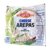 La Fe Cheese Arepas