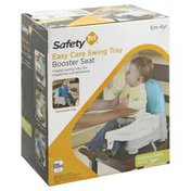 Safety 1st Booster Seat, Easy Care Swing Tray, 6 Months-4 Years