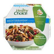 Healthy Choice Cafe Steamers Mediterranean Inspired Balsamic Garlic Chicken