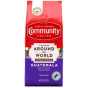 Community Coffee Coffees Around the World Guatemala Ground Coffee