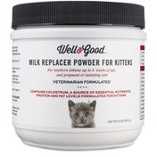 Well & Good Kitten Milk Replacer