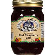 Amish Wedding Jam, Red Raspberry, Old Fashioned