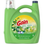 Gain Total Fresh Original Liquid Laundry Detergent