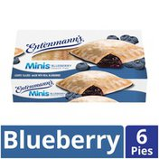 Entenmann's Minis Blueberry Snack Pies Made with Real Blueberries