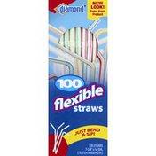 Diamond Straws, Flexible