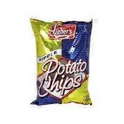 Liebers Rippled Potato Chips