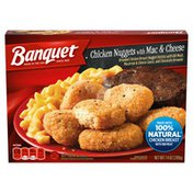 Banquet Classic Chicken Nuggets With Mac And Cheese
