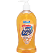 Lucky Super Soft Hand Soap, Antibacterial