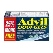 Advil Liqui-Gels Ibuprofen Capsules - 100 CT