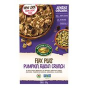 Nature's Path Flax Plus Pumpkin Raisin Crunch Cereal