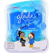 Glade Frosted Cookie Party Scented Oil Refills