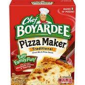 Chef Boyardee Cheese Pizza Kit