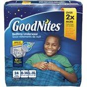 GoodNites Boy's Large/Extra Large Bedtime Underwear