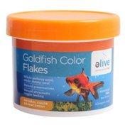 Elive Goldfish Color Flakes
