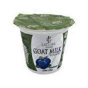 LaClare Farms Blueberry Goat Milk Yogurt