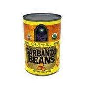 World Pure Organic Garbanzo Beans