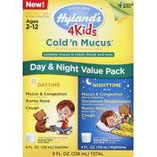 Hyland's 4Kids Cold 'n Mucus Day & Night