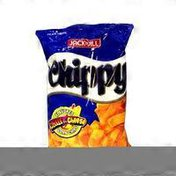 Jack 'n Jill Chippy Chili & Cheese Flavored Corn Chips