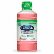 Pedialyte Electrolyte Solution Strawberry Lemonade
