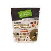 Gogo Quinoa Mushroom & Quinoa Soup