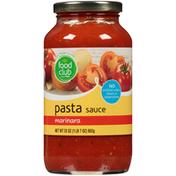 Food Club Marinara Pasta Sauce