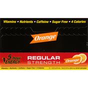 5-Hour Energy Energy Shot, Orange (Case)