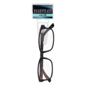 Essentials Non-Prescription Glasses +2.75 Graham