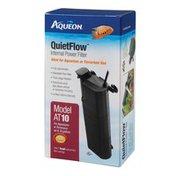Aqueon Quietflow Internal Power Filter Ideal For Aquarium or Terrarium Use Model AT10