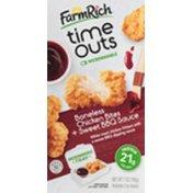 Farm Rich Time Outs Boneless Chicken Bites