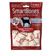 Smartbones Vegetable And Chicken Chews