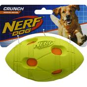 NERF DOG Toy, Crunch, Medium