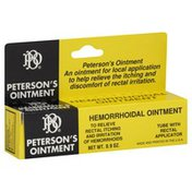 Petersons Ointment Hemorrhoidal Ointment