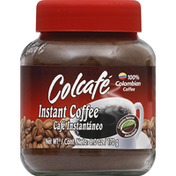 Colcafe Coffee, Instant, 100% Colombian