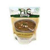 Fig Food Co. Creamy Mushroom Soup