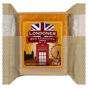 Londoner Cheese, Red Leicester