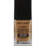 wet n wild Foundation, Dessert Beige 372C