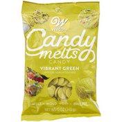 Wilton Vibrant Green Candy Melts Candy, 12 oz.