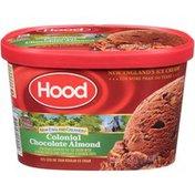 Hood New England Creamery Colonial Chocolate Almond Ice Cream
