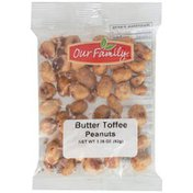 Our Family Butter Toffee Peanuts