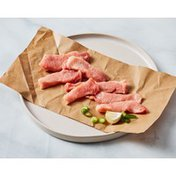 Boneless Pork Loin Strips for Stir Fry