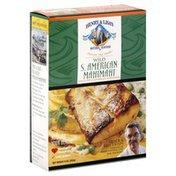 Henry & Lisas Wild S. American Mahimahi, Includes Caribbean Marinade